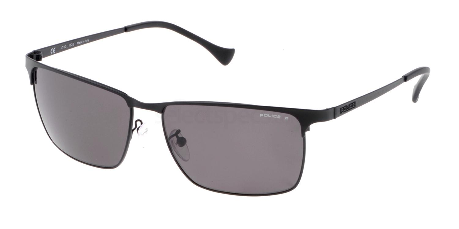 531P SPL146 Polarized Sunglasses, Police