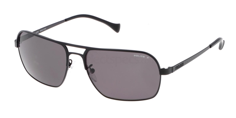 531P SPL147 Polarized Sunglasses, Police