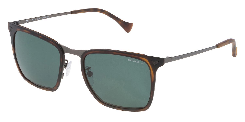 Z40P SPL154N Polarized Sunglasses, Police