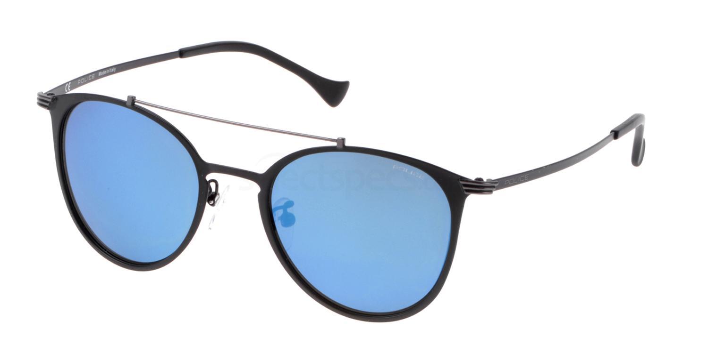 599B SPL156 Mirror Sunglasses, Police