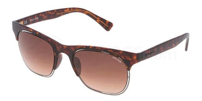 0738 SPL160 Standard Sunglasses, Police
