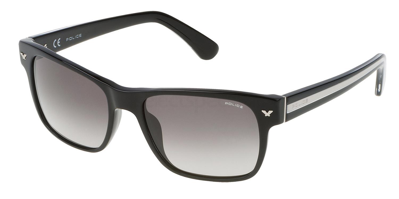 0700 SPL165 Standard Sunglasses, Police
