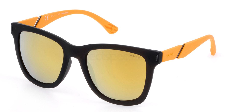 6AGG SPL352 Sunglasses, Police