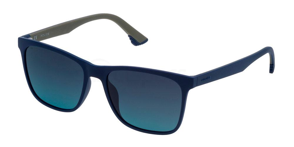 7SFP SPL633 Sunglasses, Police