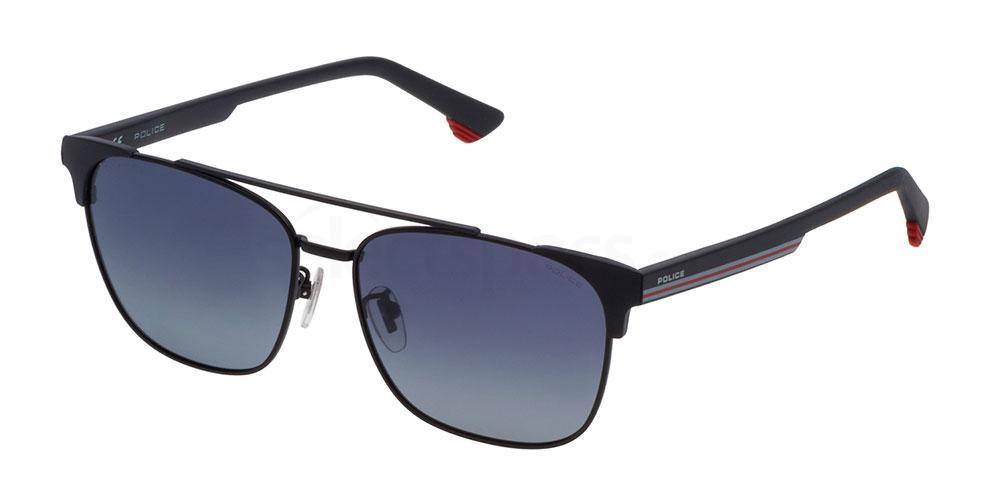 531P SPL574 Sunglasses, Police