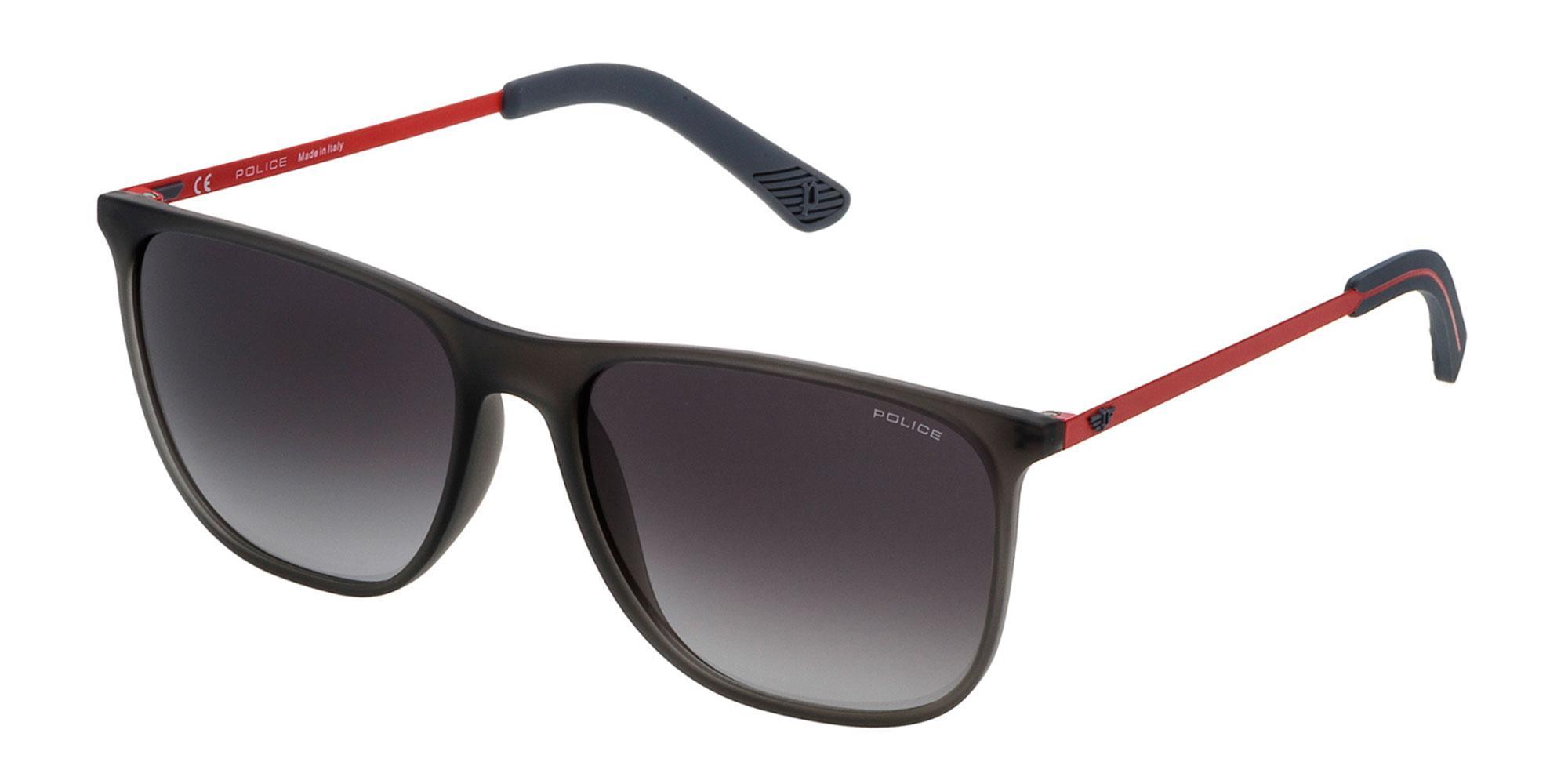 49FF SPL567 Sunglasses, Police