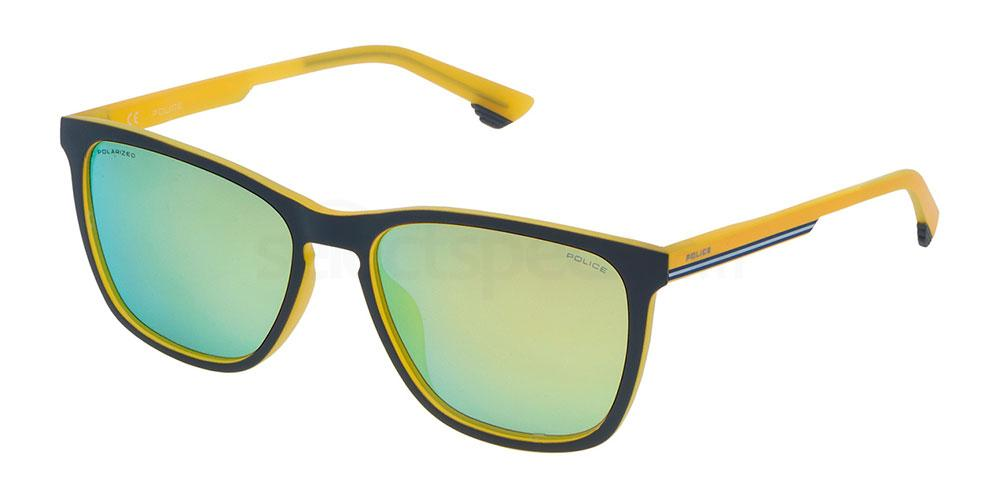 9DZG SPL573 Sunglasses, Police