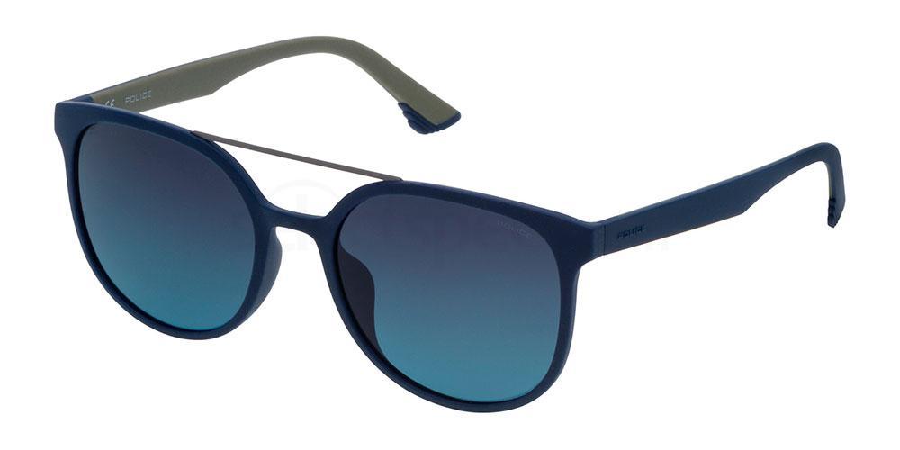 7SFP SPL634 Sunglasses, Police