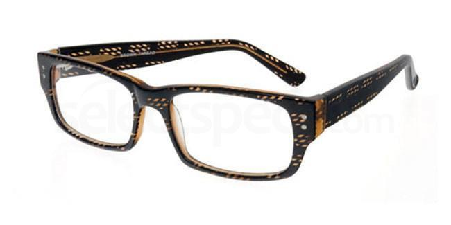 Brown Thread 882 Glasses, Booth & Bruce Classic