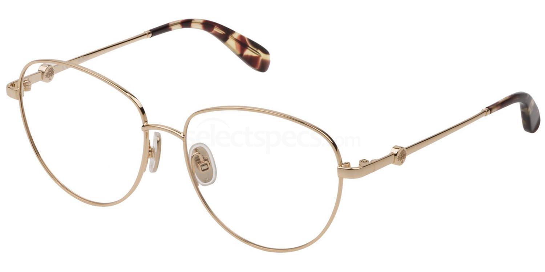 0300 VML044 Glasses, Mulberry