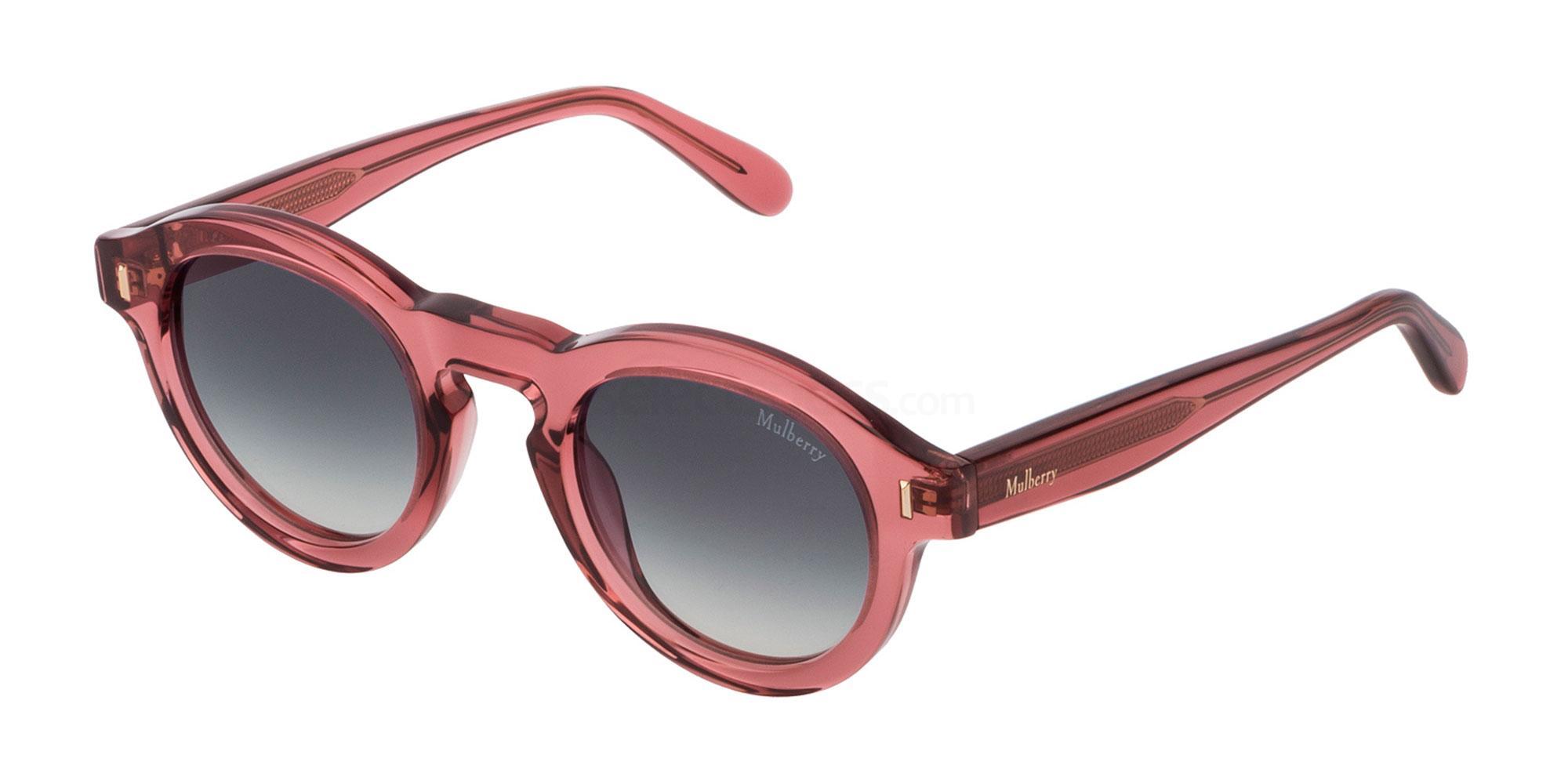 04GB SML004 Sunglasses, Mulberry