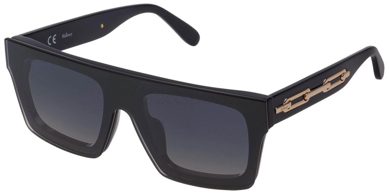hailey bieber sunglasses style celine mulberry