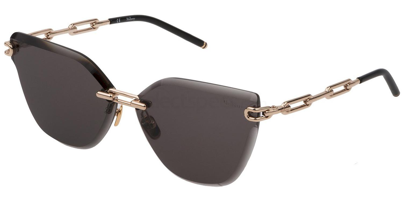 0300 SML037 Sunglasses, Mulberry