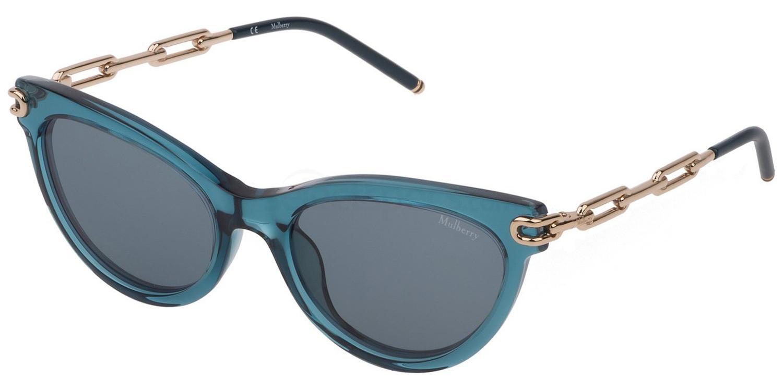 06SN SML038 Sunglasses, Mulberry