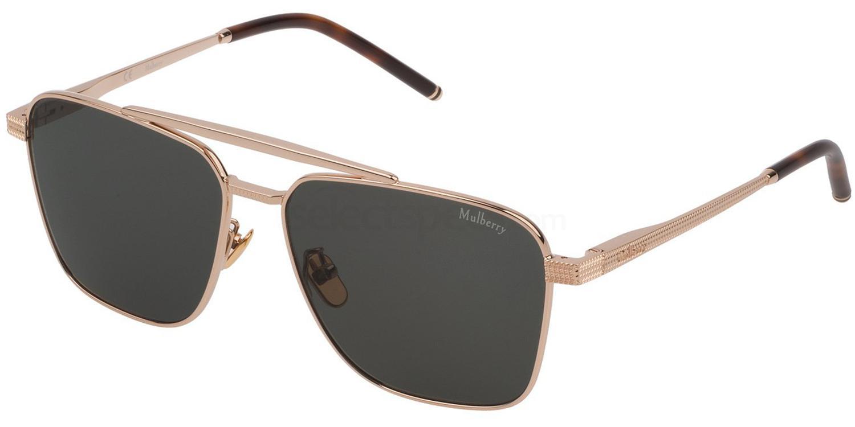 0300 SML041 Sunglasses, Mulberry