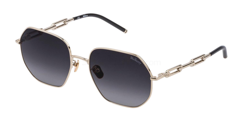 0594 SML068 Sunglasses, Mulberry
