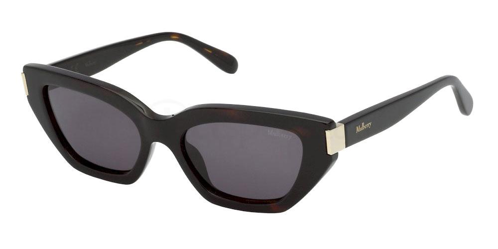 01AY SML094 Sunglasses, Mulberry