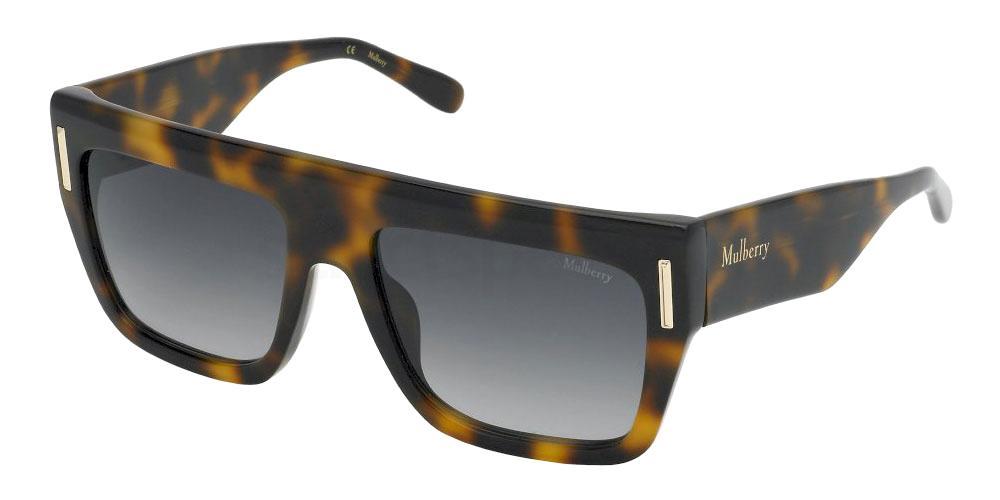 09AJ SML095 Sunglasses, Mulberry