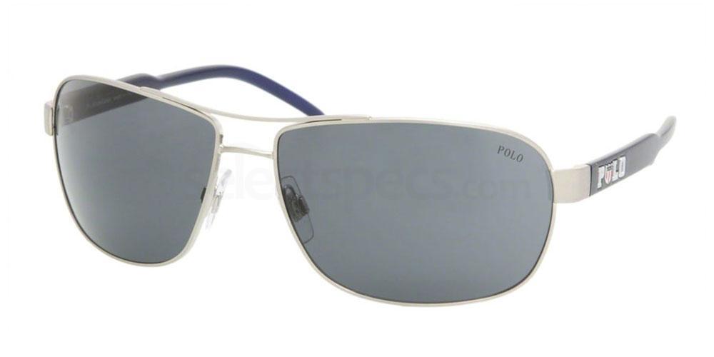 910487 PH3053 Sunglasses, Polo Ralph Lauren