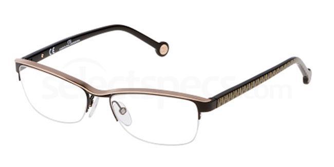 0304 VHE056 Glasses, CH Carolina Herrera