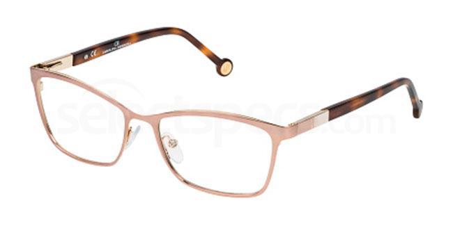 0H33 VHE083 Glasses, CH Carolina Herrera