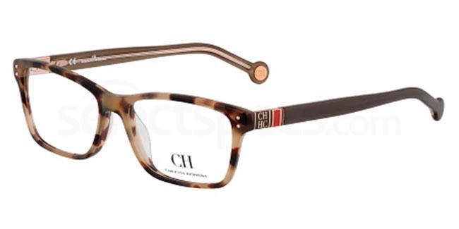 06ZE VHE561 Glasses, CH Carolina Herrera
