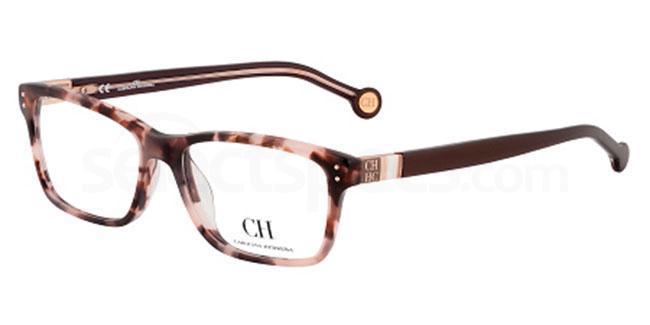 0AGK VHE561 Glasses, CH Carolina Herrera