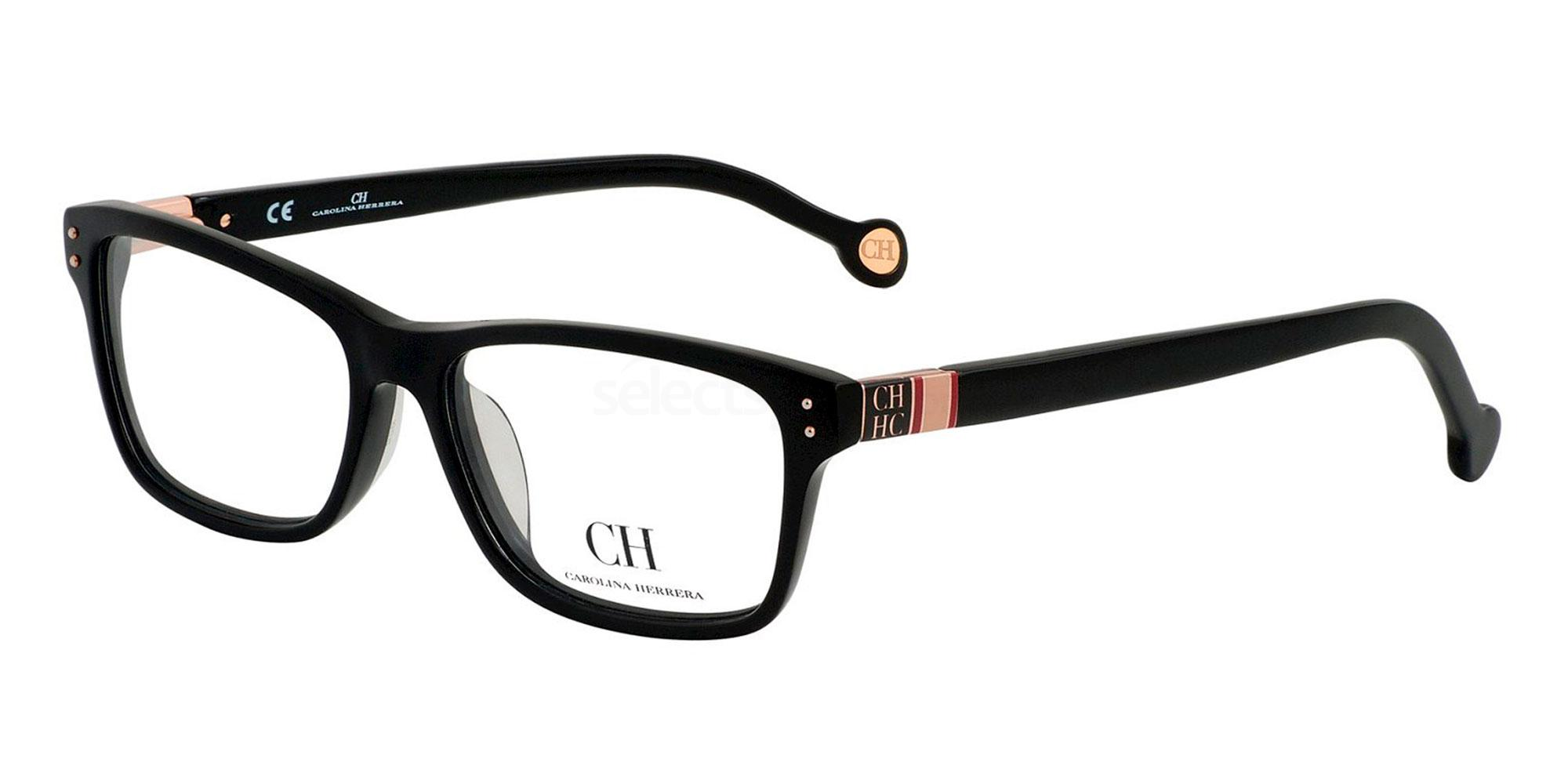 0700 VHE561 Glasses, CH Carolina Herrera