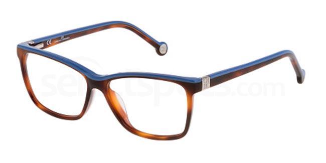0752 VHE628 Glasses, CH Carolina Herrera