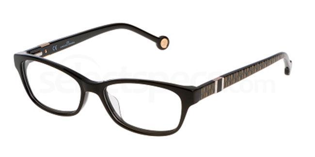 0700 VHE629 Glasses, CH Carolina Herrera