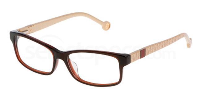 0958 VHE630 Glasses, CH Carolina Herrera