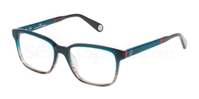 01H2 VHE665 Glasses, CH Carolina Herrera