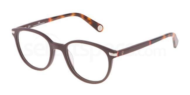 9HBM VHE666 Glasses, CH Carolina Herrera