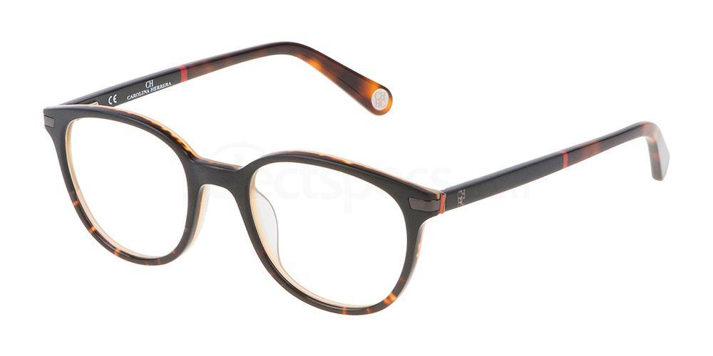 07RE VHE666 Glasses, CH Carolina Herrera