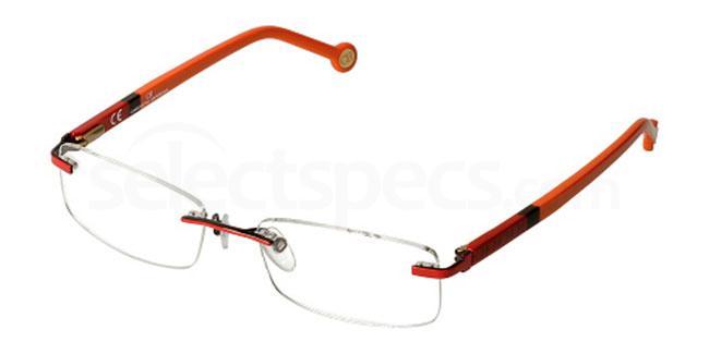 08P5 VHE040 Glasses, CH Carolina Herrera