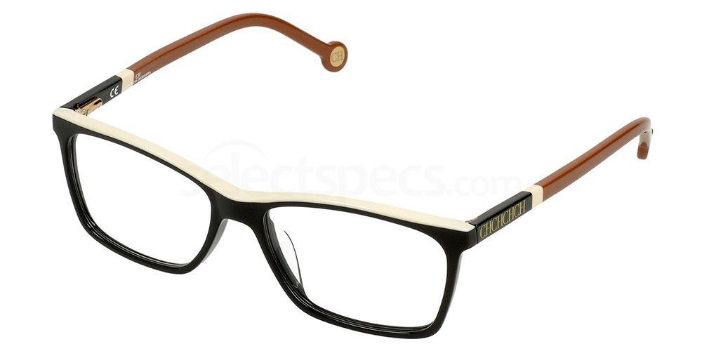 0700 VHE586 Glasses, CH Carolina Herrera