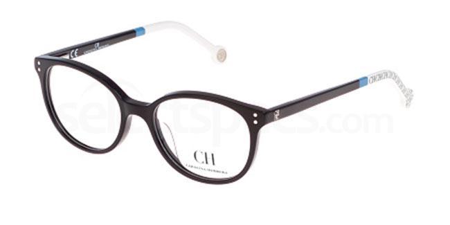 0700 VHE612 Glasses, CH Carolina Herrera