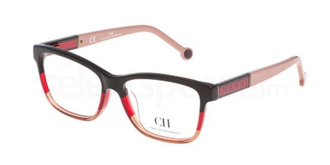 0AT1 VHE613 Glasses, CH Carolina Herrera