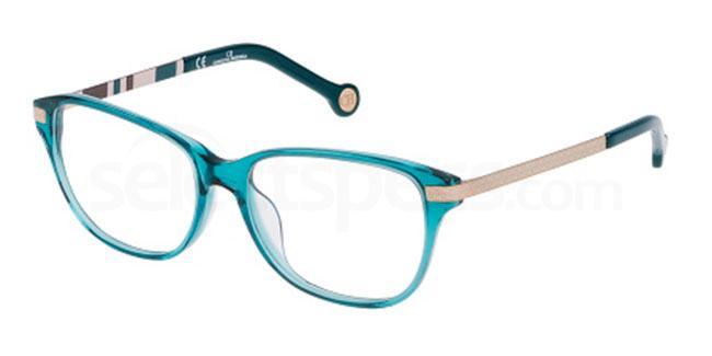 0B37 VHE637 Glasses, CH Carolina Herrera