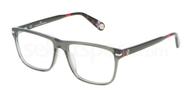 06S8 VHE668 Glasses, CH Carolina Herrera