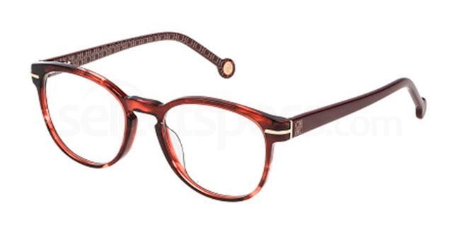 01EW VHE675 Glasses, CH Carolina Herrera