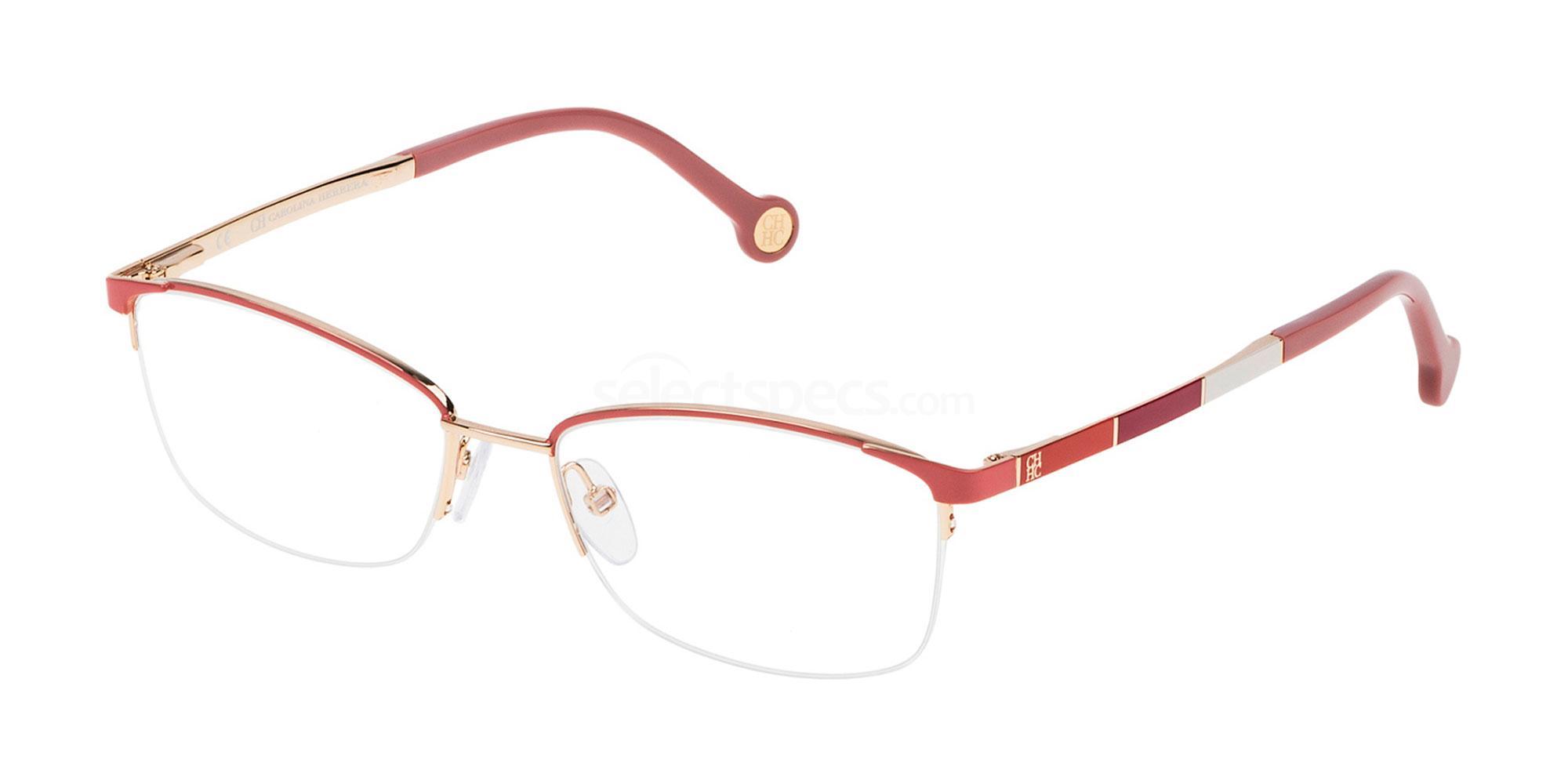 0323 VHE077 Glasses, CH Carolina Herrera