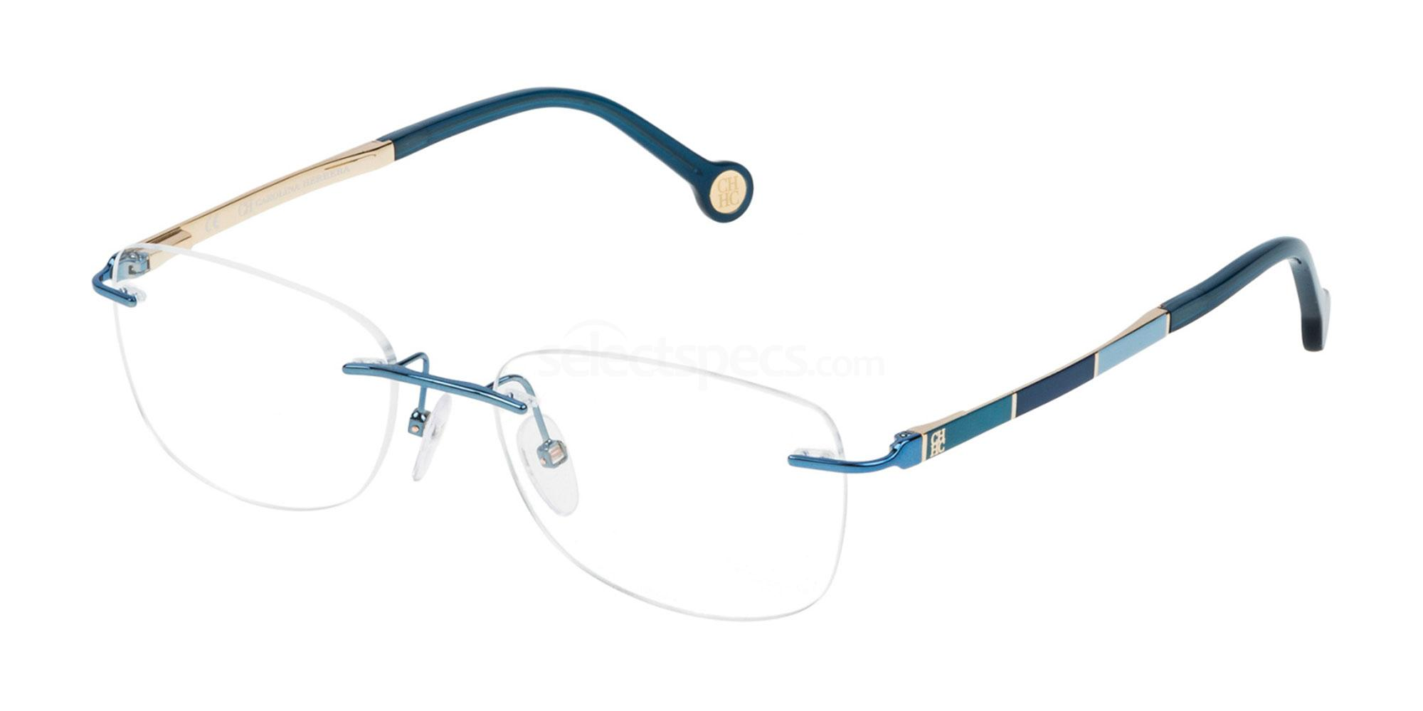 0K63 VHE078 Glasses, CH Carolina Herrera