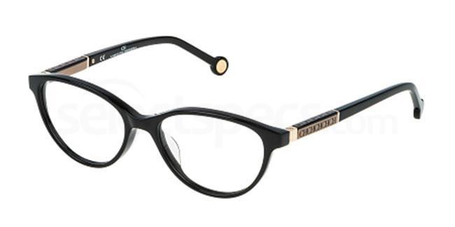 0700 VHE671 Glasses, CH Carolina Herrera