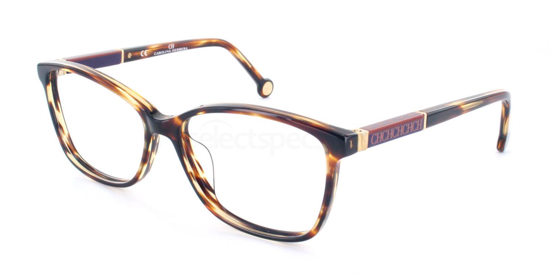06YH VHE672 Glasses, CH Carolina Herrera