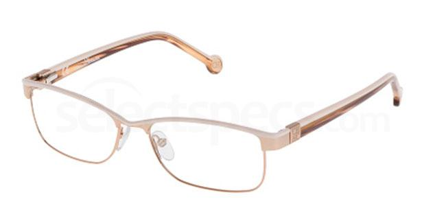 08M6 VHE064 Glasses, CH Carolina Herrera