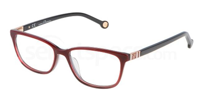 06BD VHE633 Glasses, CH Carolina Herrera
