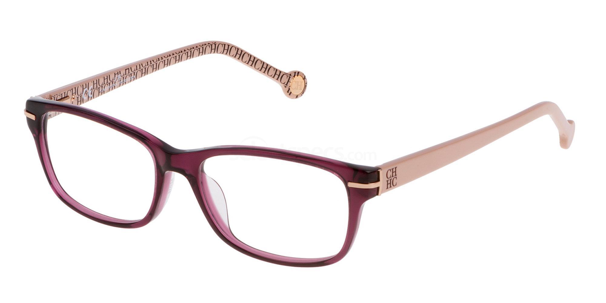 09PW VHE634 Glasses, CH Carolina Herrera