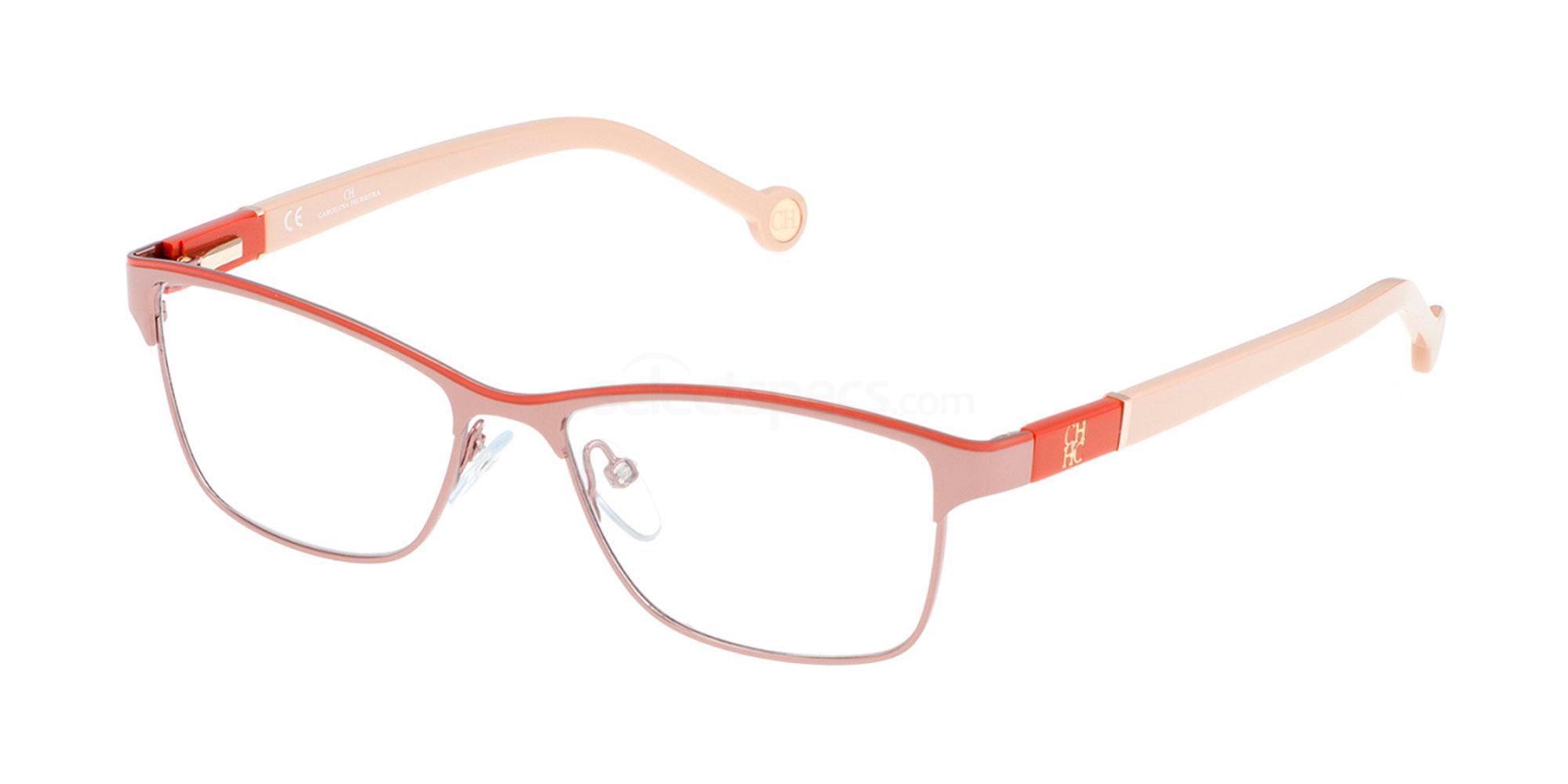 0R15 VHE053 Glasses, CH Carolina Herrera
