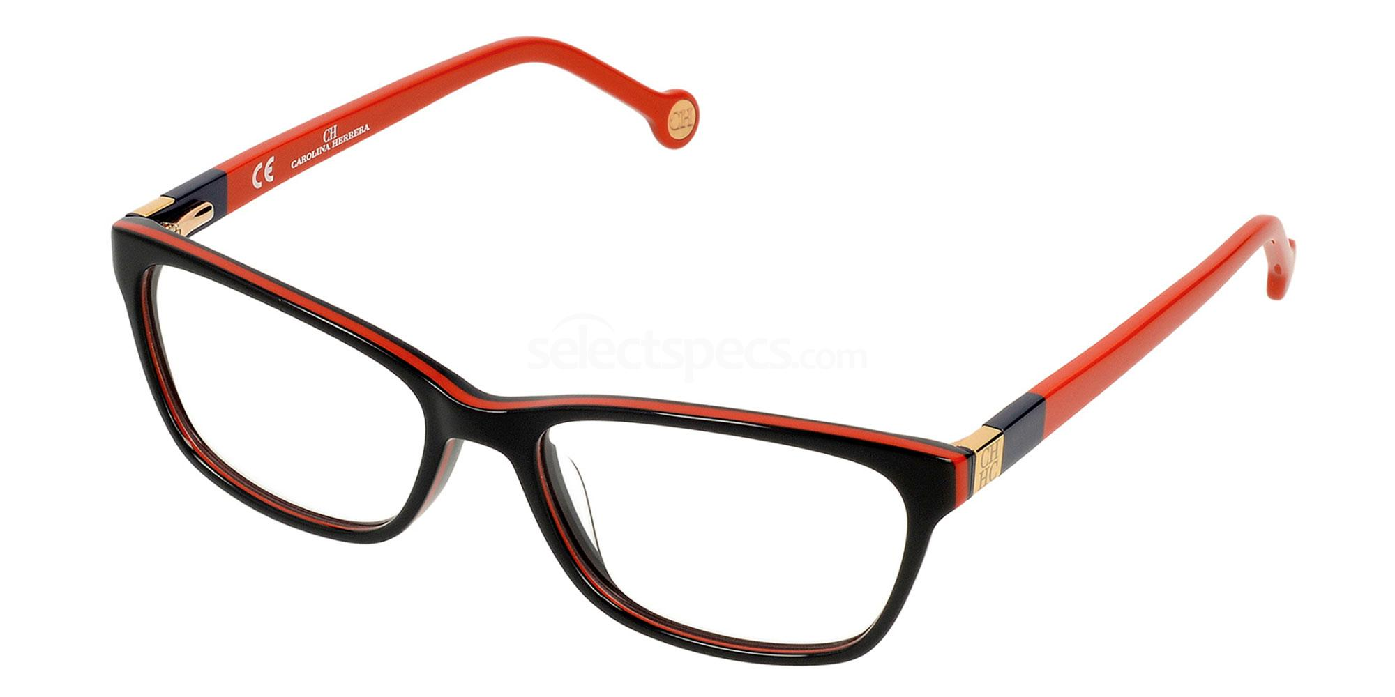 06ML VHE583 Glasses, CH Carolina Herrera